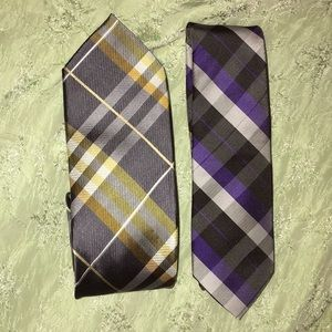 Other - Two tie bundle